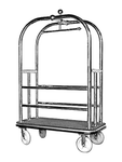 Five Diamond Mini Bell Cart with Removable Sides