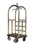 Mini Brass Bell Cart with Side Bars and more