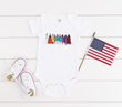 Rainbow Inauguration Onesies, Toddler & Youth Tees (9 women)