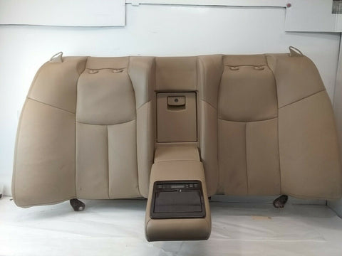 2010 Nissan Maxima Rear Back Seat Lower Cushion