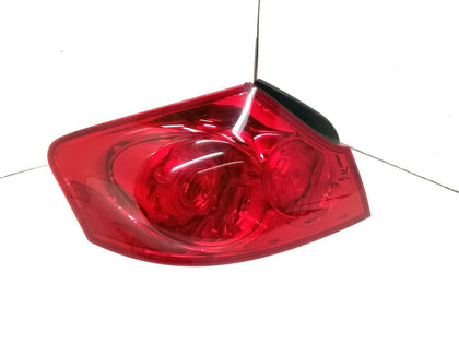 2010 Infiniti G35 Sedan left hand tail light