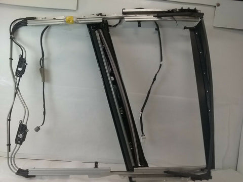 2010 Nissan Maxima Panoramic Sunroof Track Frame