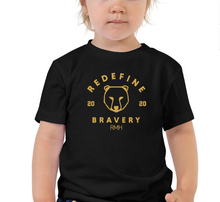 Load image into Gallery viewer, Bravery Varsity Toddler Tee