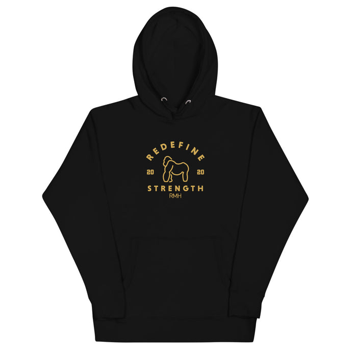 Strength Varsity Hoodie - Spirit of Mental Health
