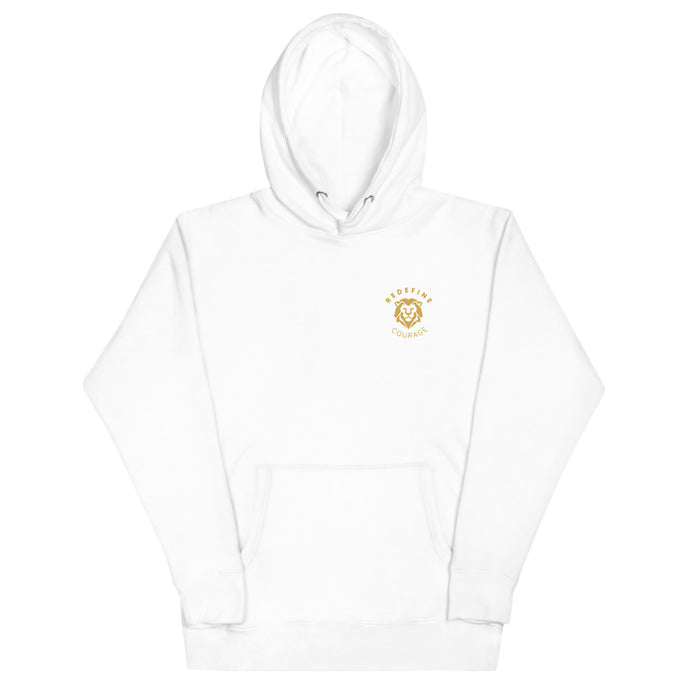 Courage Classic Hoodie - Spirit of Mental Health