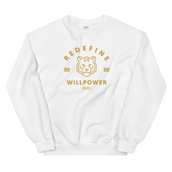 Willpower Sweatshirt - Spirit of Mental Health