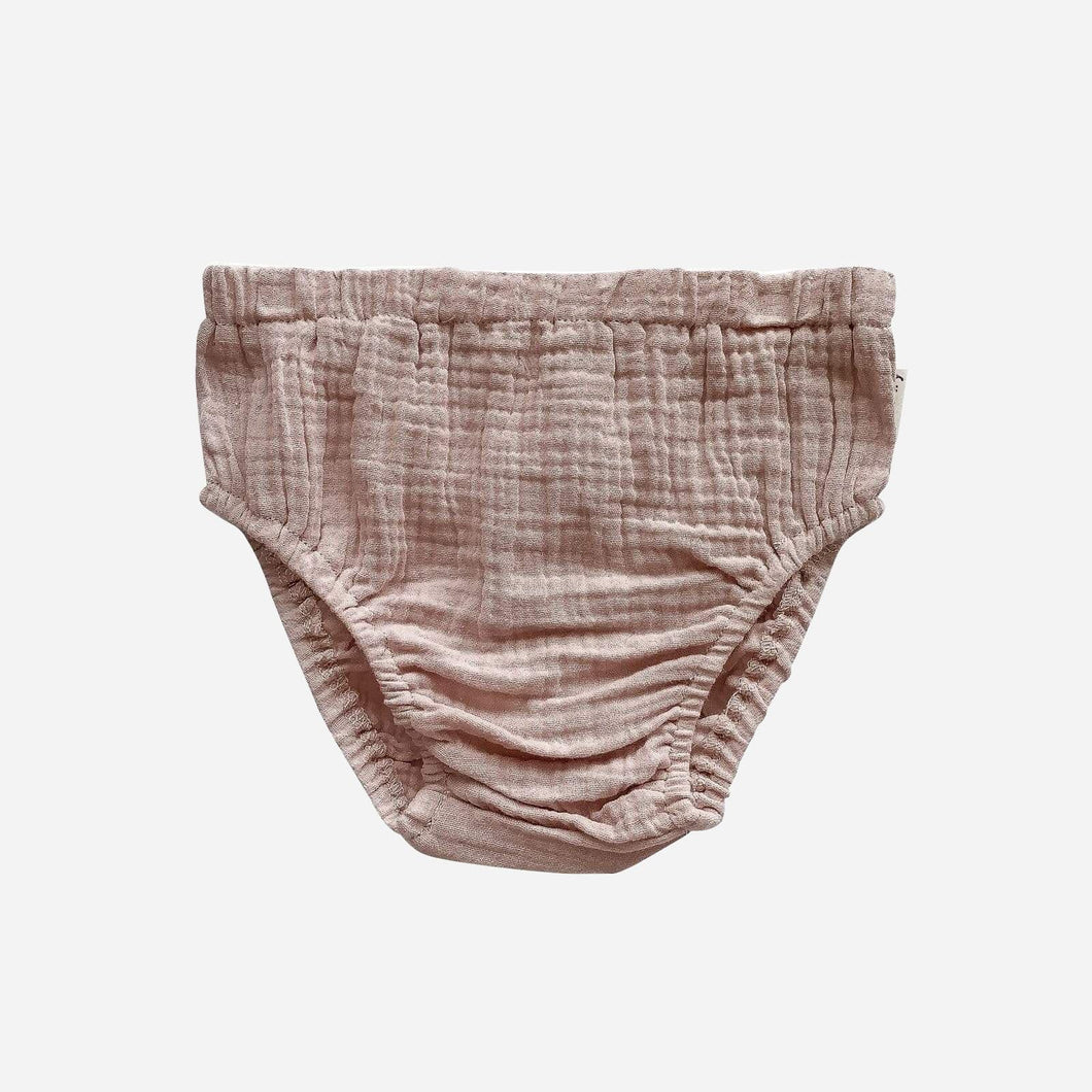 Love Henry Bottoms Baby Girls Pilcher - Pale Plum