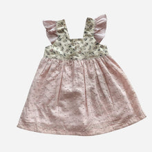 Load image into Gallery viewer, Love Henry Dresses Baby Girls Hattie Dress - Sweet Life