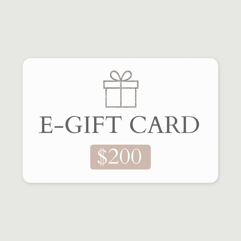 $200 Electronic Gift Voucher