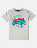 Vroom Graphic  Tee