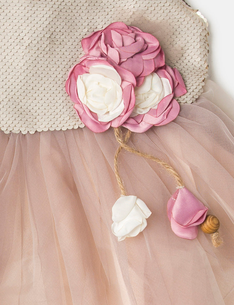 Soft Lilacs Dress