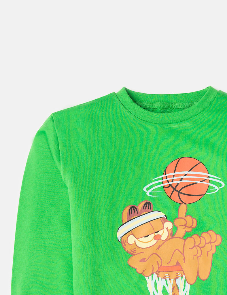Garfield Graphic Sweatshirt