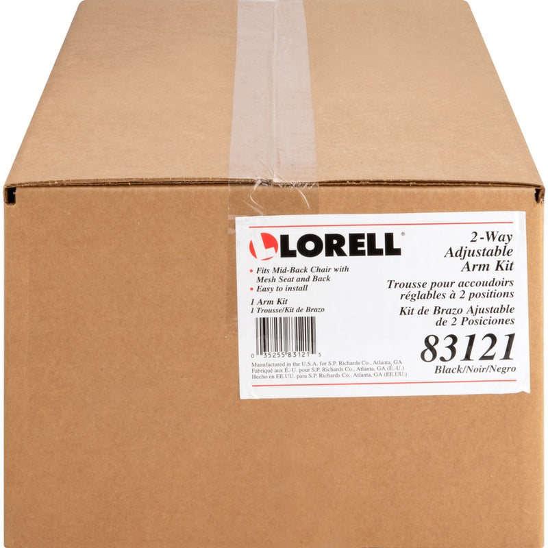 Lorell Two-way Adjustable Arm Kit - 83121