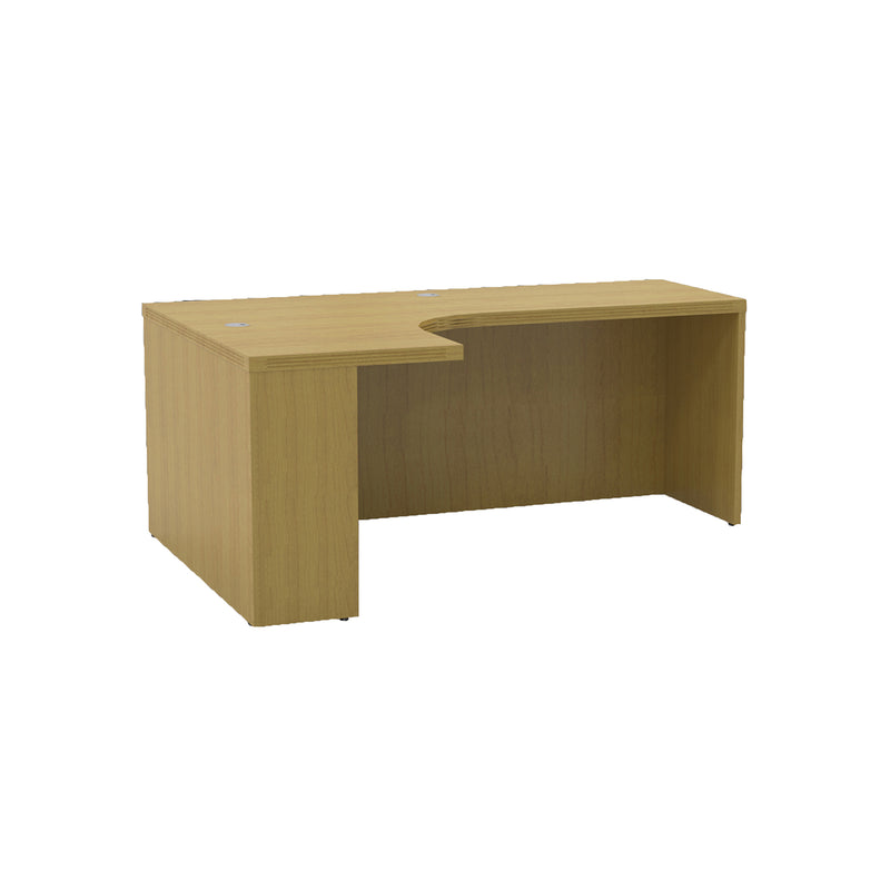 Aberdeen® Series Extended Corner Table, Left - Acorn Office Products - Safco Products