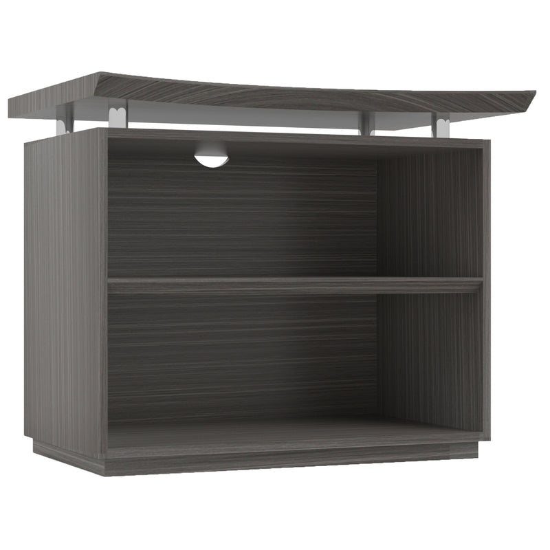 Sterling 2-Shelf Bookcase - Acorn Office Products