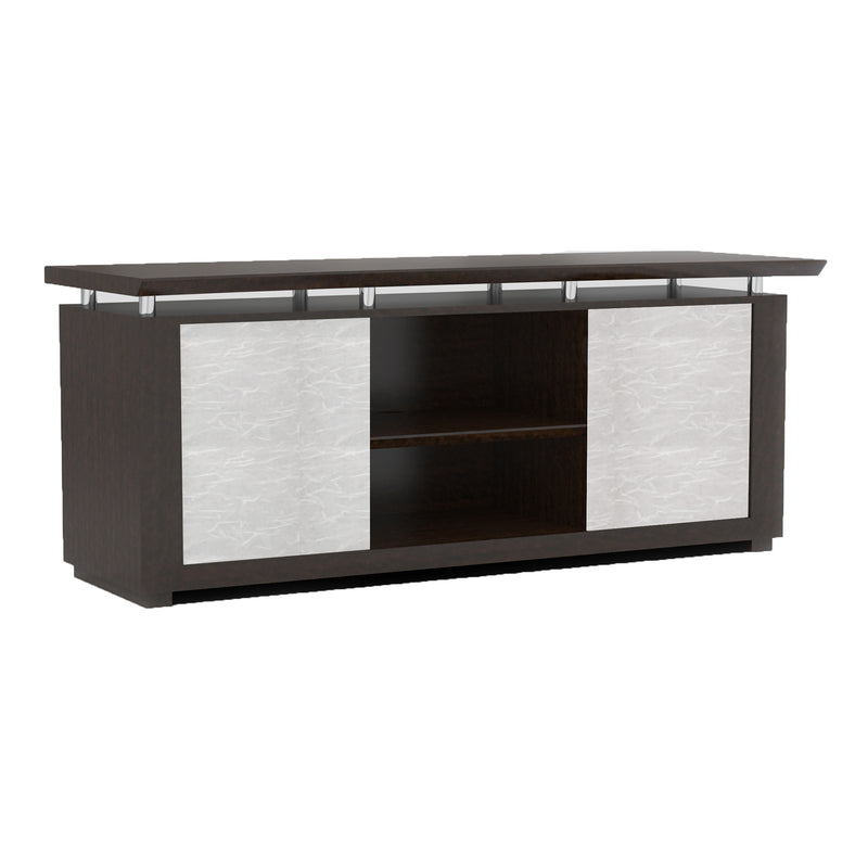 "Sterling 72"" Low Wall Cabinet - Acorn Office Products"