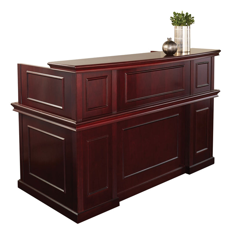 Townsend Reception Desk 72 x 37 x 45.5