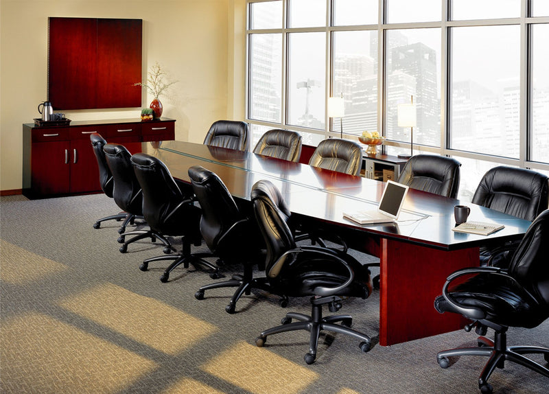 Corsica® Conference Table, 26' W - Acorn Office Products - Safco Products