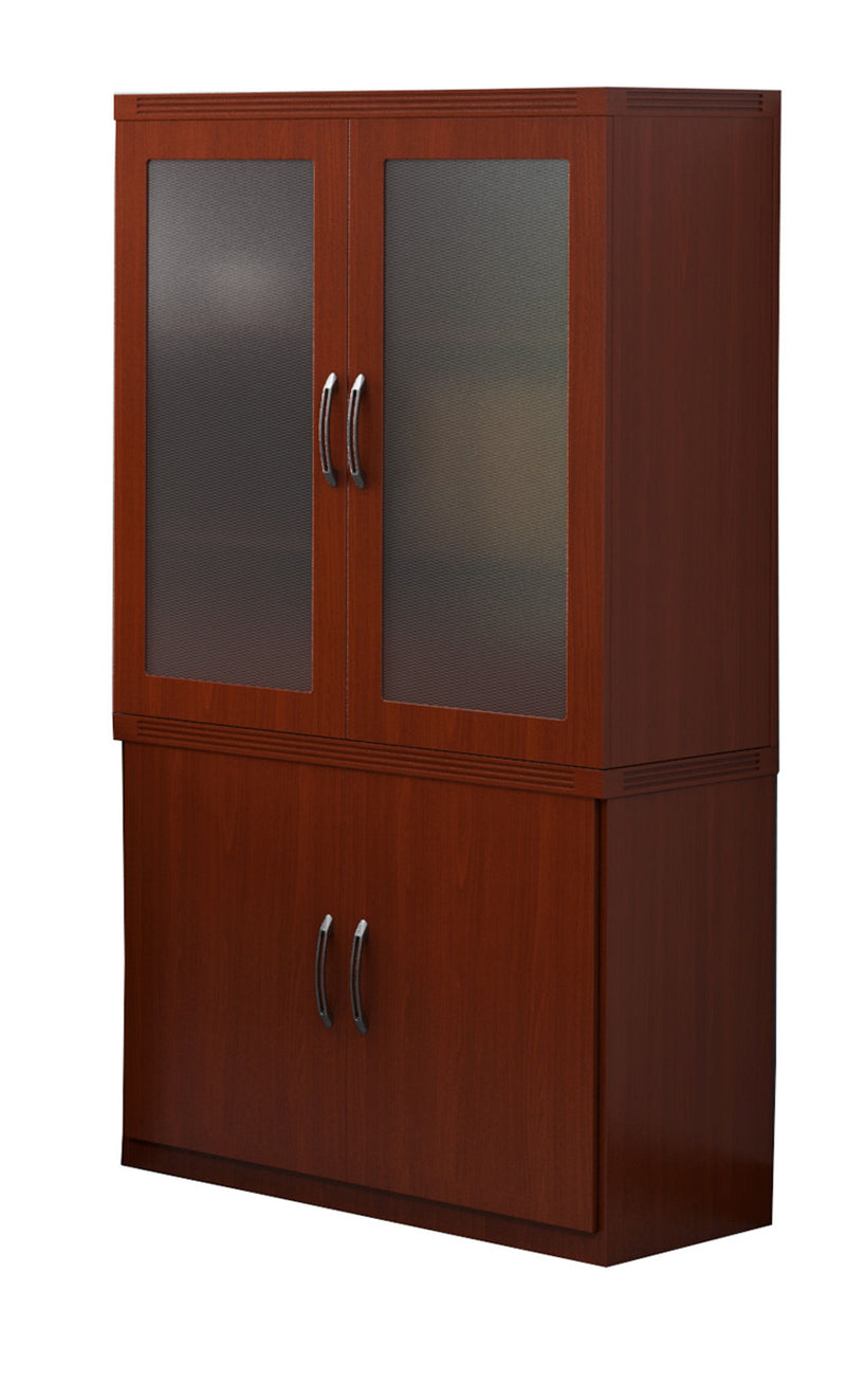 Aberdeen® Series Glass Display Cabinet - Acorn Office Products - Safco Products