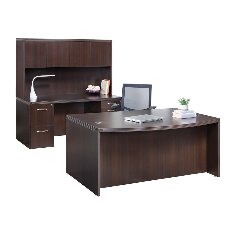 "Aberdeen® Series 72"" Hutch, Wood Doors - Acorn Office Products - Safco Products"