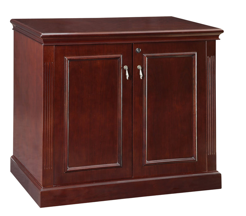 Townsend Two-Door Storage Cabinet, 36Wx20Dx30H - Acorn Office Products