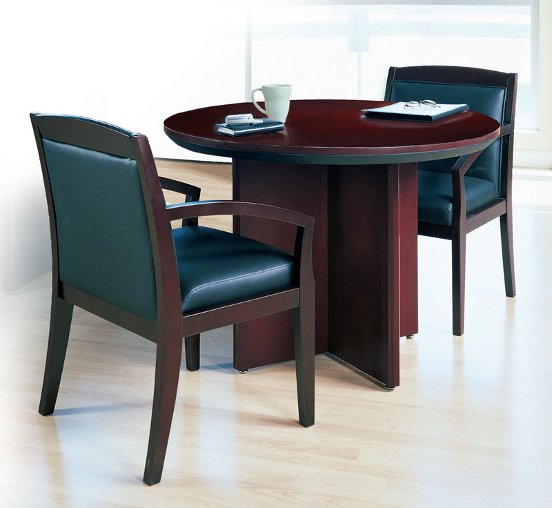 Corsica® Round Conference Table - Acorn Office Products - Safco Products