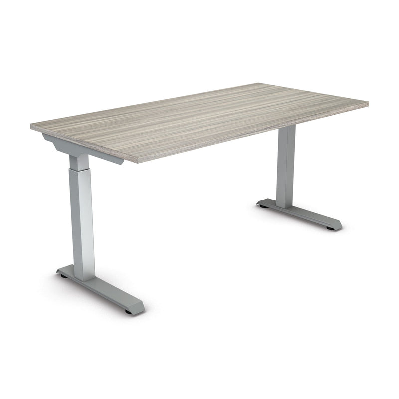 "Ascend II 2 Stage 60"" x 30"" Electric Height Adjustable Table - Acorn Office Products - Office Star"