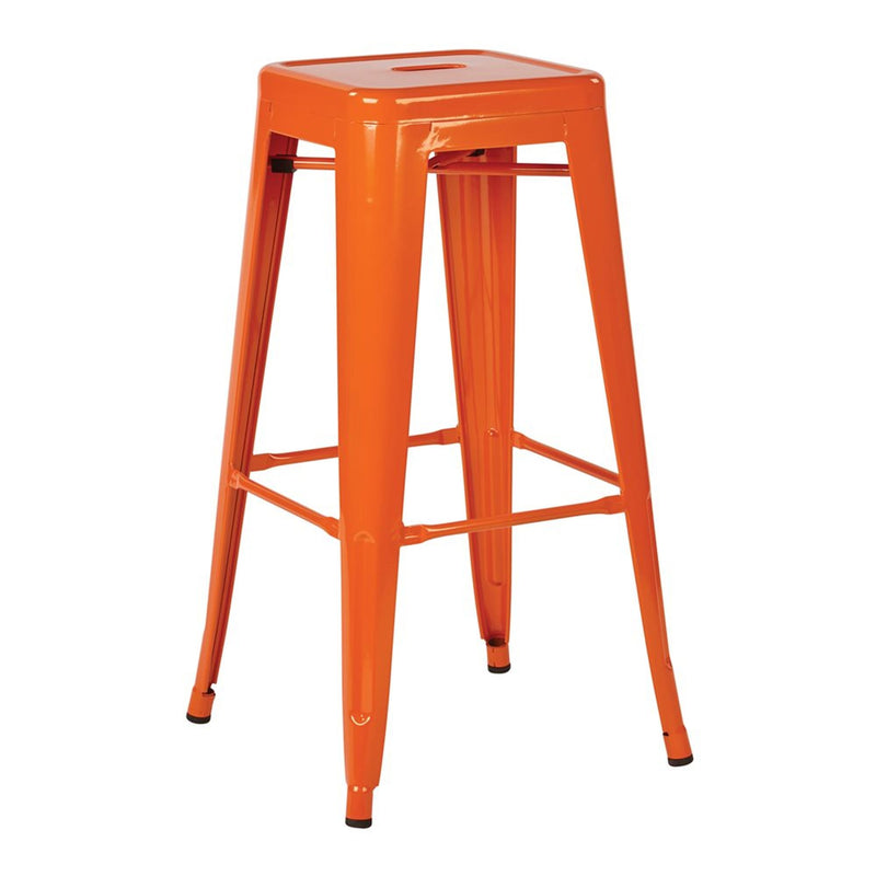 "30"" Steel Backless Barstool - Acorn Office Products - Office Star"