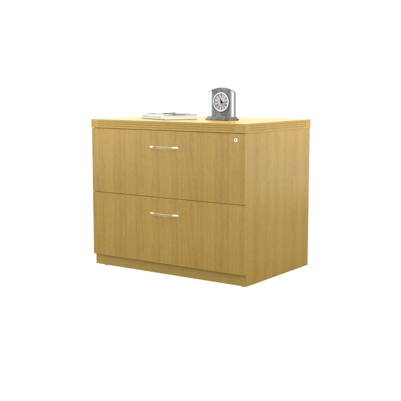 "Aberdeen® Series 36"" Freestanding Lateral File - Acorn Office Products - Safco Products"