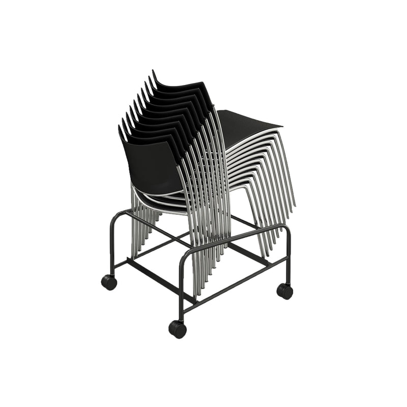 Escalate Stacking Chair Trolley