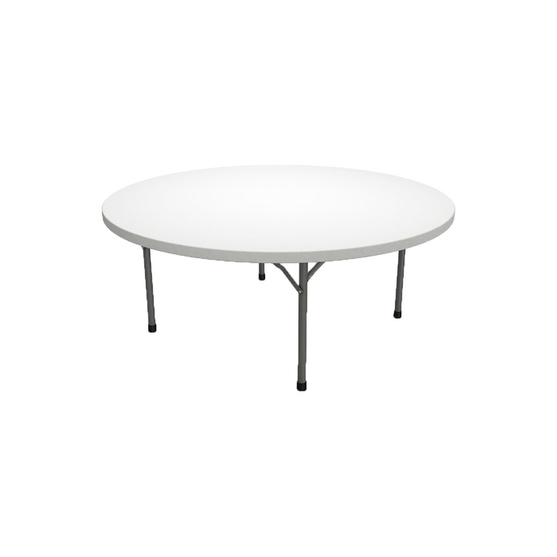 "Event Series 72"" Round Folding Table"
