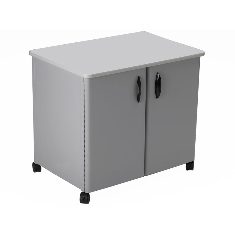 Mobile Utility Cabinet, Steel Exterior