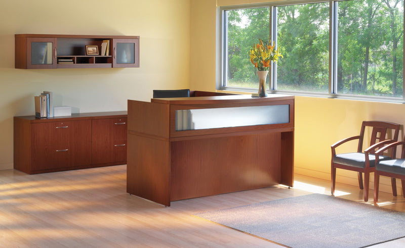"Aberdeen® 60"" Rectangular Desk - Acorn Office Products - Safco Products"