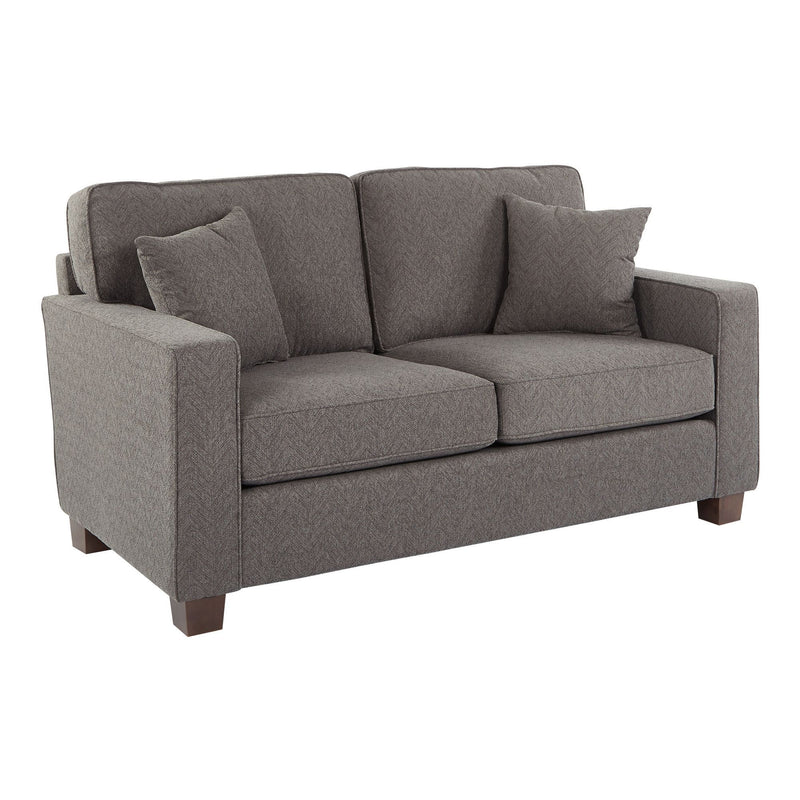 Starling Loveseat with Two Pillows