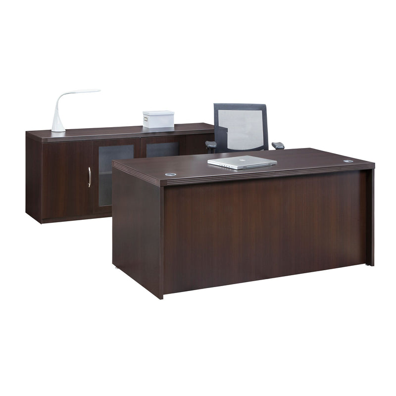 "Aberdeen® 66"" Rectangular Desk - Acorn Office Products - Safco Products"