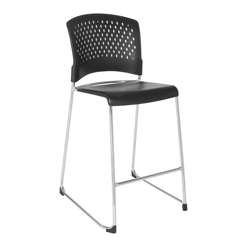 Tall Plastic Stacking Chair - Acorn Office Products