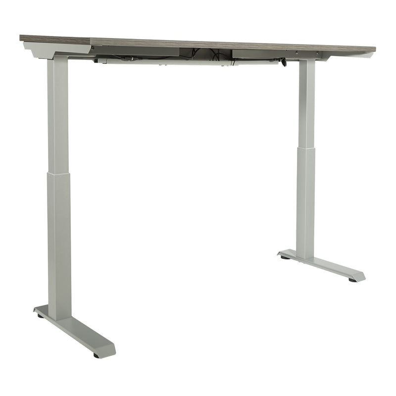 "Ascend II 2 Stage 60"" x 24"" Electric Height Adjustable Table - Acorn Office Products - Office Star"