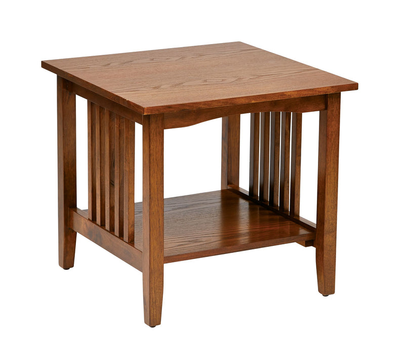 Sierra Mission End Table