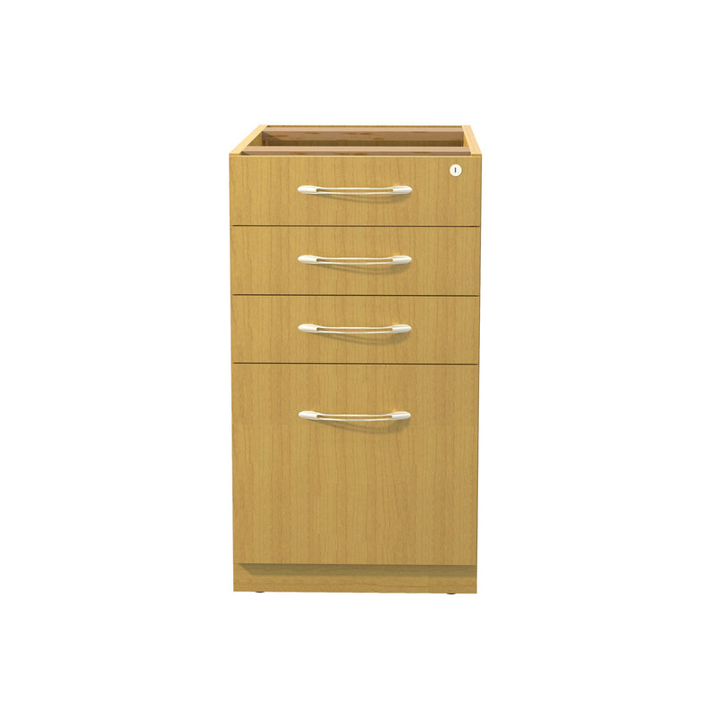 Aberdeen® Series Credenza Pedestal, Pencil/Box/Box/File - Acorn Office Products - Safco Products