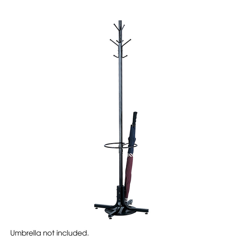 Coat Rack with Umbrella Stand - Acorn Office Products - Safco Products