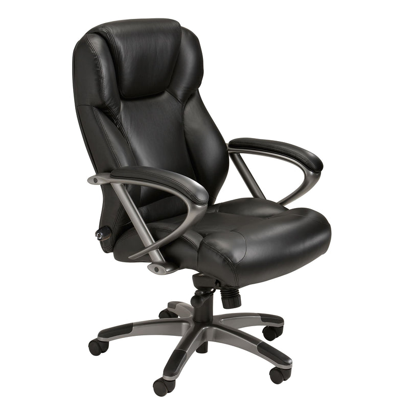 Ultimo™ 300 Series High-Back Leather Chair - Acorn Office Products