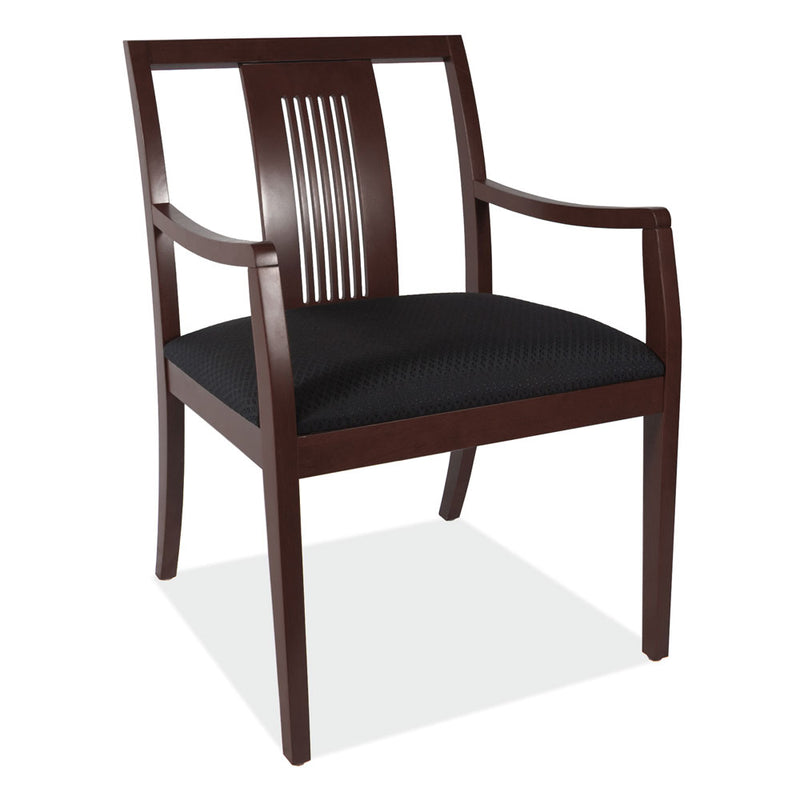 Slat Back Guest Chair