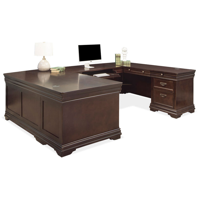 Credenza for U-Shaped Desk - Acorn Office Products - Office Source
