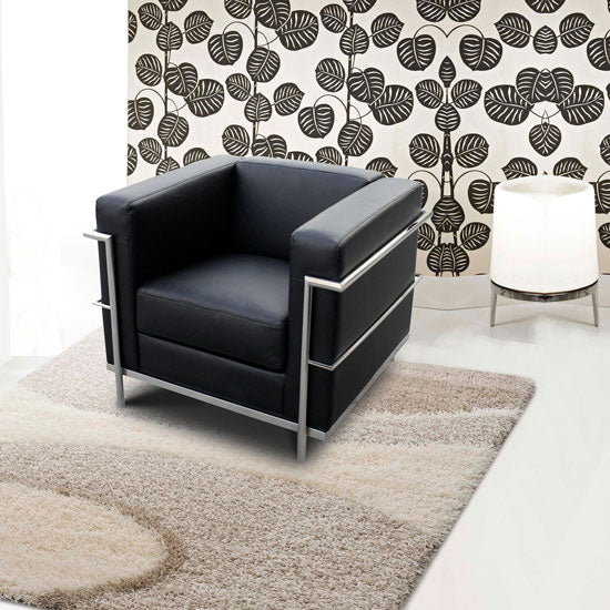 Club Chair with Chrome Exposed Frame - Acorn Office Products - Office Source
