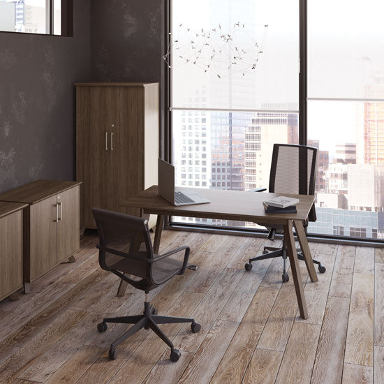Standard Desk without Modesty Panel - Acorn Office Products