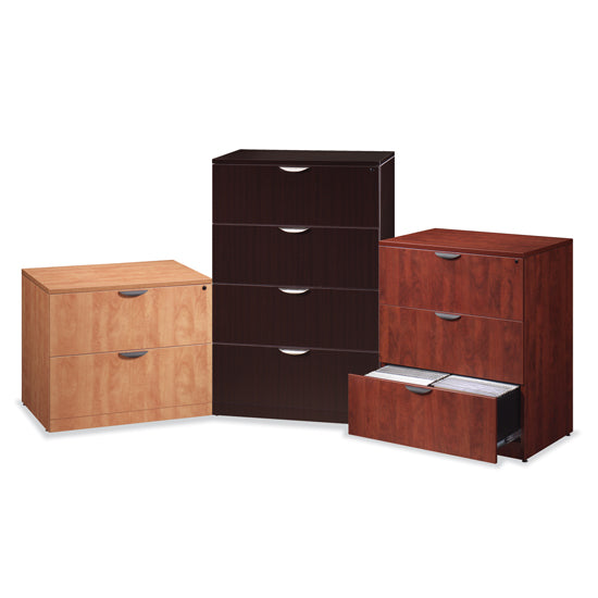 4 Drawer Lateral File Cabinet - Acorn Office Products - Office Source