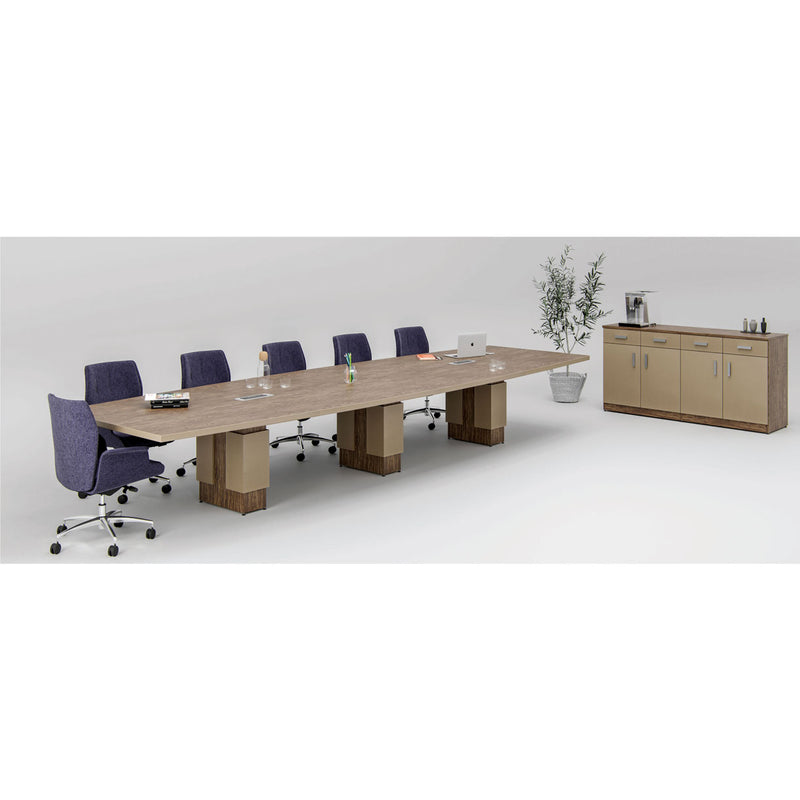 Candex Suite 7 - Acorn Office Products - Candex Custom Furniture
