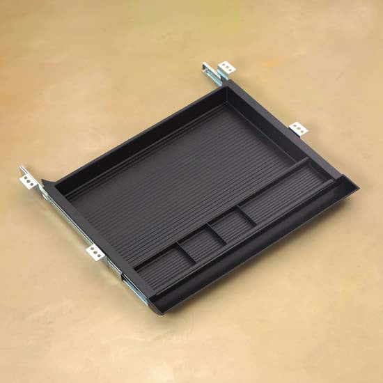 Black Center Drawer - Acorn Office Products - Office Source