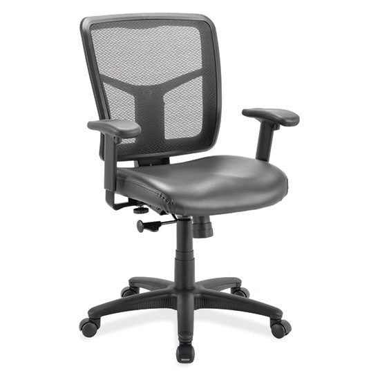 Task Chair with Arms and Black Frame - Acorn Office Products