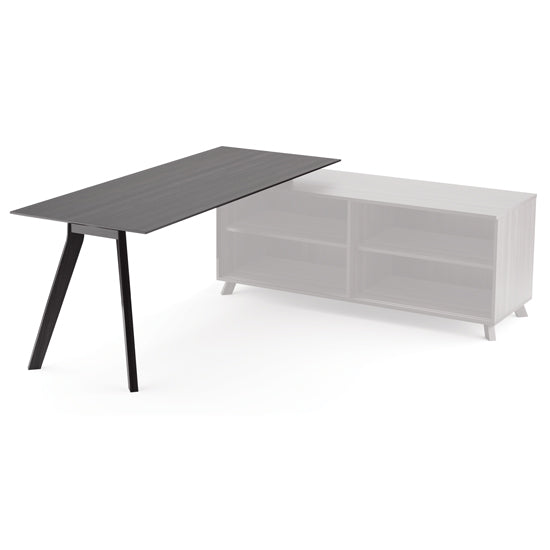 Table Top with Two Legs - Acorn Office Products